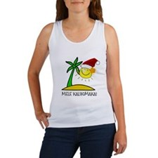 Hawaiian Christmas - Mele Kalikimaka Tank Top