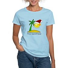 Hawaiian Christmas - Mele Kalikimaka T-Shirt