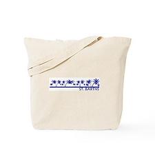 St. Barths Tote Bag