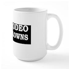 rodeo clowns bump dark Mug