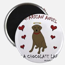 chocolate lab Magnet