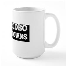 rodeo clowns dark Mug