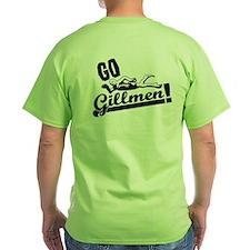Black Lagoon High varsity Swim T-Shirt