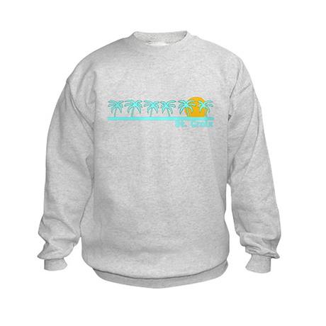 St. Croix, USVI Kids Sweatshirt