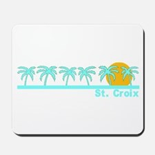 St. Croix, USVI Mousepad