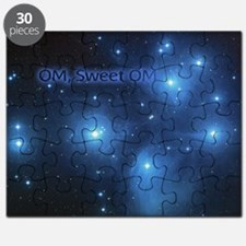 Sweet OM Pleiades twin duvet Puzzle