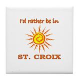 St croix usvi Drink Coasters