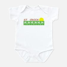 St. Croix, USVI Infant Bodysuit