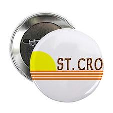St. Croix, USVI Button