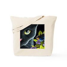 Cat 557 Tote Bag