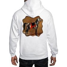 Dappled Horse Hoodie