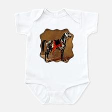 Dappled Horse Infant Bodysuit