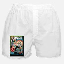 Graphic Novel Boxer Shorts