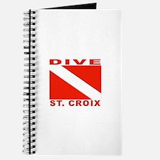 Dive St. Croix, USVI Journal