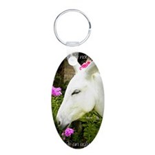 Pretty As A Picture Keychains