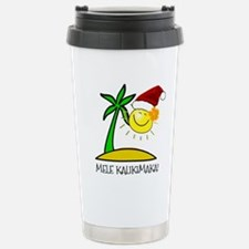 Hawaiian Christmas - Mele Kalikimaka Travel Mug