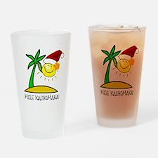 Hawaiian Christmas - Mele Kalikimaka Drinking Glas