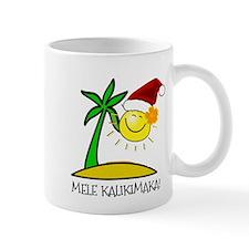 Hawaiian Christmas - Mele Kalikimaka Mugs