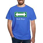 Both Ways Dark T-Shirt