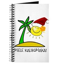 Hawaiian Christmas - Mele Kalikimaka Journal