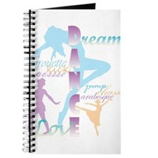 Dream Dance Love Journal