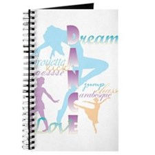 Dream Dance Love Journal