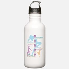 Dream Dance Love Water Bottle