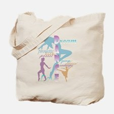 Dream Dance Love Tote Bag