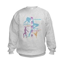 Dream Dance Love Sweatshirt