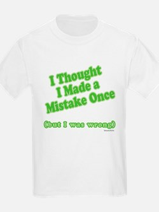Mistaken T-Shirt
