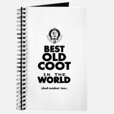 The Best in the World Old Coot Journal