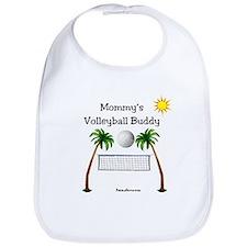 Mommy's Volleyball Buddy Bib