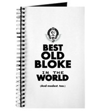 The Best in the World Old Bloke Journal