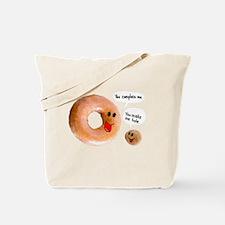 Unique Cute couples Tote Bag