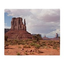 Monument Valley, Utah, USA 2 Throw Blanket