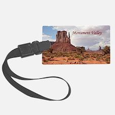 Monument Valley, Utah, USA 2 (ca Luggage Tag