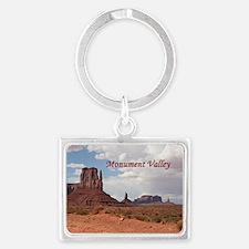 Monument Valley, Utah, USA 3 (c Landscape Keychain