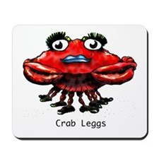 Crab Leggs Mousepad
