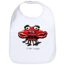 Crab Leggs Bib