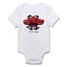 Crab Leggs Infant Bodysuit