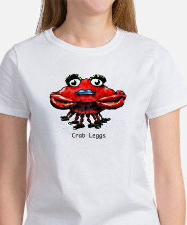 Crab Leggs Women's T-Shirt
