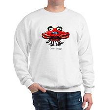 Crab Leggs Sweatshirt