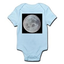Moon from Apollo 11 Infant Creeper