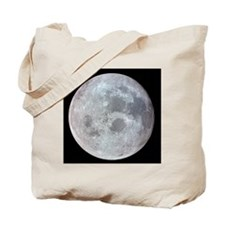 Moon from Apollo 11 Tote Bag