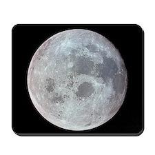 Moon from Apollo 11 Mousepad