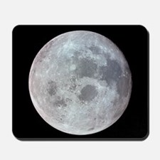 Moon from Apollo 11 Mousepad