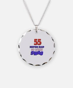 55 never had more swag Necklace