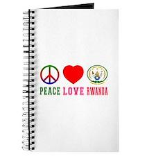 Peace Love Rwanda Journal