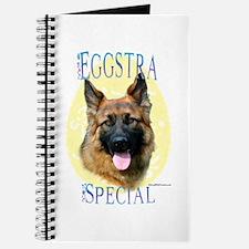 Eggstra Special German Shepherd Journal