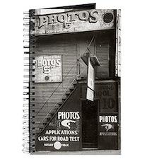 License Photo Studio Journal